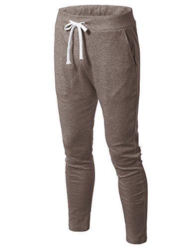 H2H Outdoor Elastic Comfortable Sweatpants