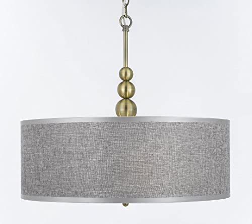 Stewart 3 Light Chandelier Pendant