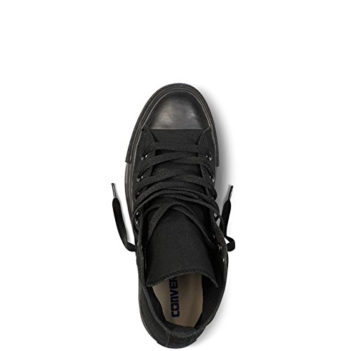 Karmaloop Converse The Chuck Taylor All Star Core Hi Sneaker Nero (5.5 D (m) Us, Monocromatico Nero)