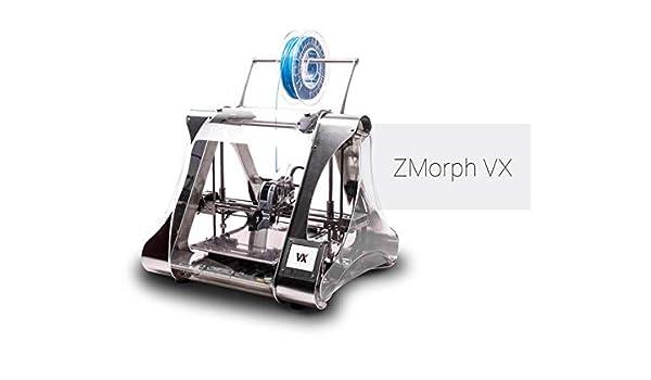 Juego de impresión ZMorph VX con extrusora de plástico: Amazon.es ...