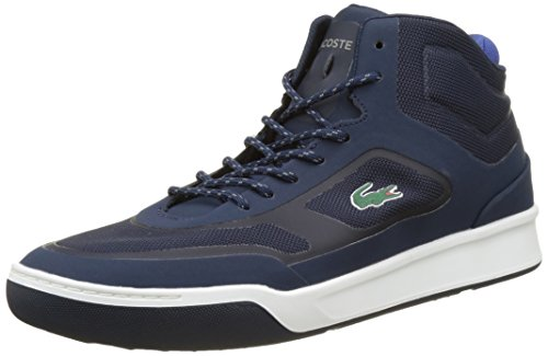 Basses Homme Mid 2 117 Bleu Cam Explorateur SPT Nvy Lacoste fAxYqnw410