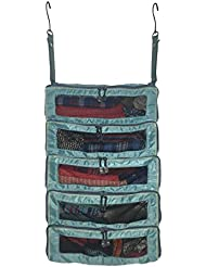 The Super PACK - Suitcase and Luggage Organizer (Black) by PACK Gear - Large