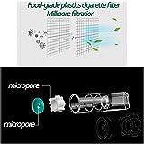 FAREVER Cigarette Filters, 300 Pcs Disposable