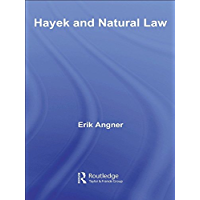 Hayek and Natural Law