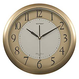 14 H Classic Analog Wall Clock Home Kitchen