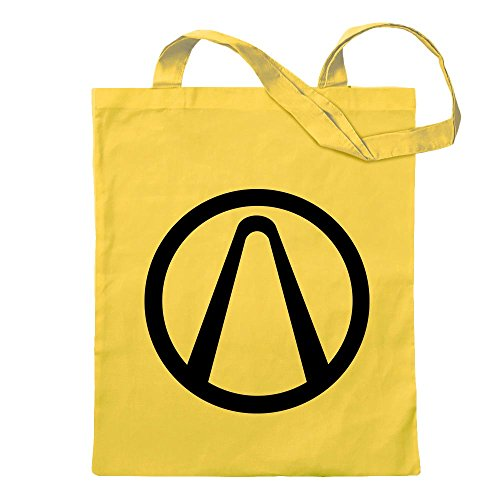 Border Vault Lands Jute Cotton school fitness shopping bag long handle