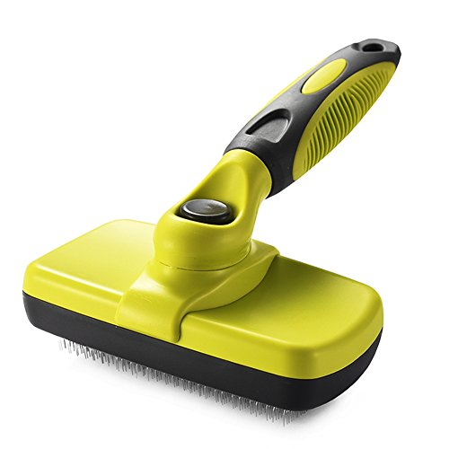 Petacc Self Cleaning Slicker Brush