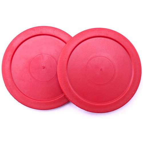Brybelly Air Hockey Pucks (Set of 2), 2.5-Inch Brybelly Holdings 609207896845