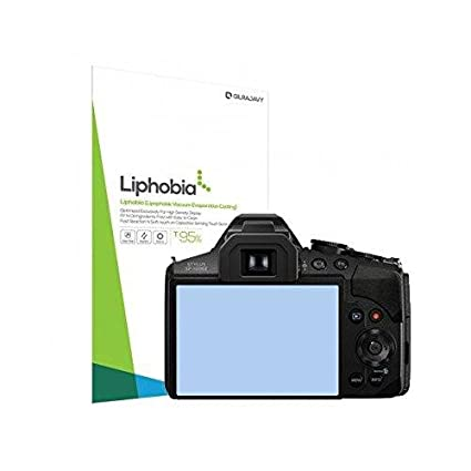 New Gilrajavy Liphobia Olympus Sp-100Ee Hi Clear Camera Screen Protector 2Pc