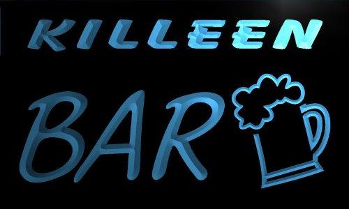 pv2243-b Killeen Bar Beer Mug Glass Pub Neon Light - Glass Killeen