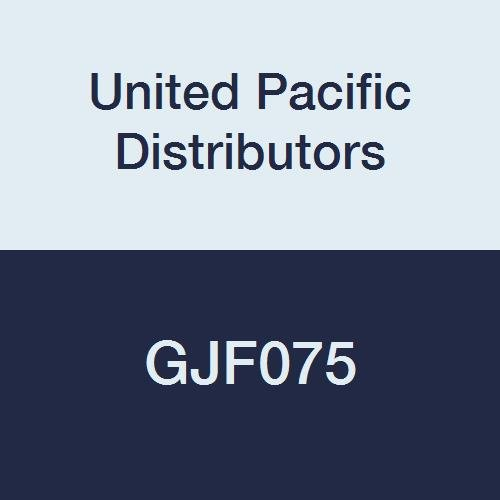 United Pacific Distributors GJF075 Ground Joint Couplings Size 3//4 Size 3//4 Hose Stem with Wing Nut and Female Spud