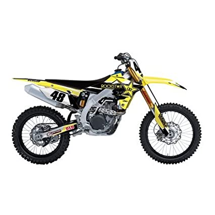 Factory Effex 21-07430 Complete Shroud//Trim//Lower Fork Graphic Kit