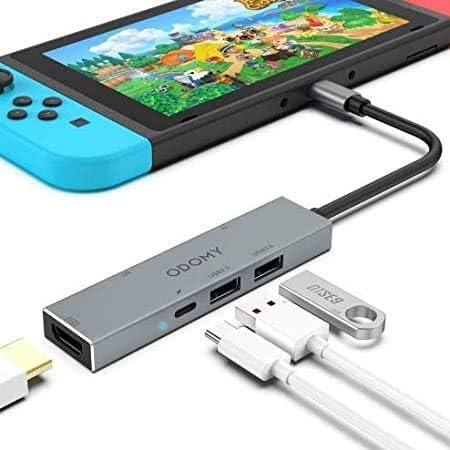 USB C ハブ NintendoSwitch 変換アダプター