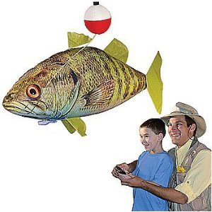 Remote Control Flying Bass by William Mark Corporation