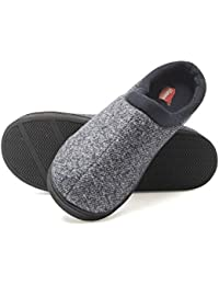 Boy's Slipper Clog House Shoe with Indoor Outdoor Memory Foam Sole Fresh IQ Odor Protection