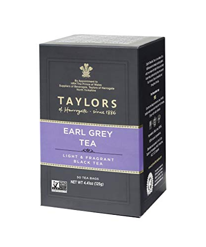 (Taylors of Harrogate Earl Grey, 50 Teabags)