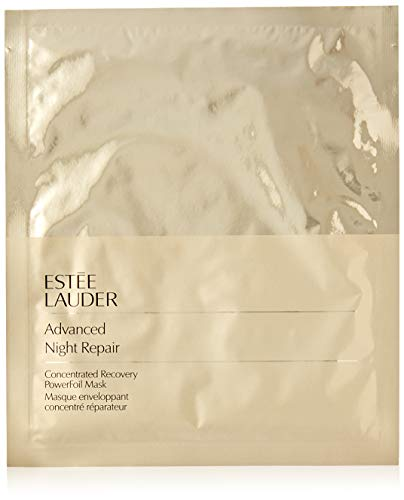 Estee Lauder Advanced Night Repair Concentrated Recovery Power Foil 4 Piece Mask (Estee Eye Mask)