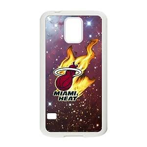 miami heat Phone Case for Samsung Galaxy S5 Case