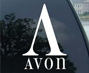 Avon - Car, Truck, Notebook, Vinyl Decal Sticker