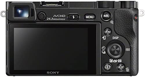 Sony E12SNILCE6000LB product image 6