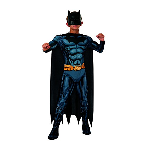 Muscle-Chest Batman Costume
