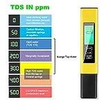 TDS Meter Digital Water Tester,AMMZO Professional