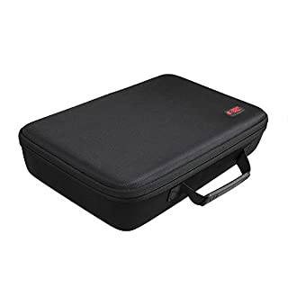 Hermitshell Large Hard Game Card Case .Fits for Main Card Game -Card Game Sold Separately (Case for 1800 Cards, Black)