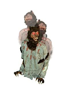 Spirit The Howler Animated Werewolf Multicoloured One Size