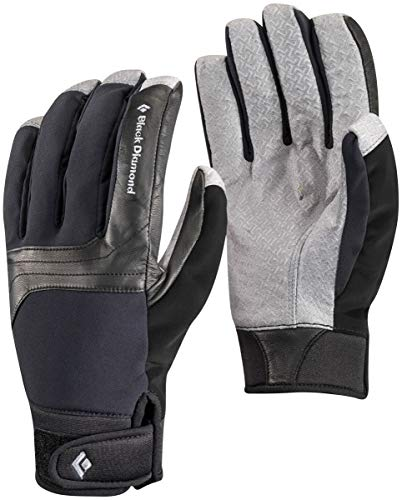 Black Diamond Arc Cold Weather Gloves, Black, XX-Large