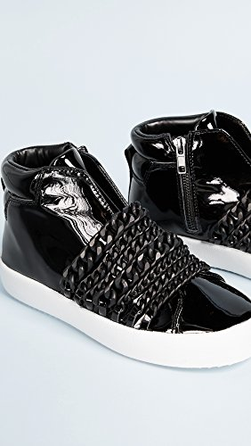 Kendall + Kylie Mujeres Duke Chain Tops Negras
