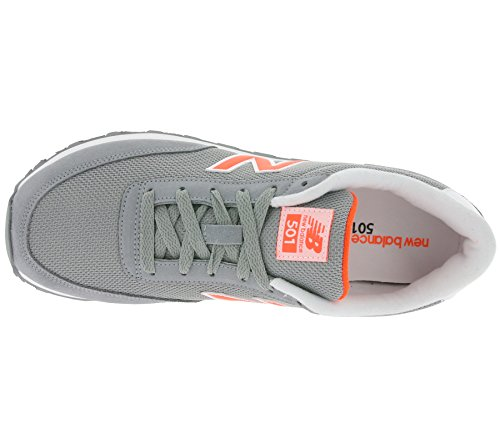 Orange Trainers Grey Balance 501 New amp; RPSxIznwPq