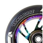 41zZiukn6jL. SS150 Team Dogz, coppia di ruote da monopattino con nucleo in lega da 110 mm, poliuretano misto e cuscinetti ABEC11…