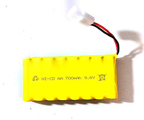 9.6V 700mAh 8-Cell Replacement R...