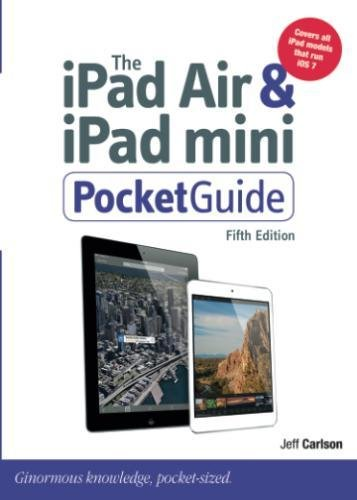 The iPad Air and iPad mini Pocket Guide (5th Edition)