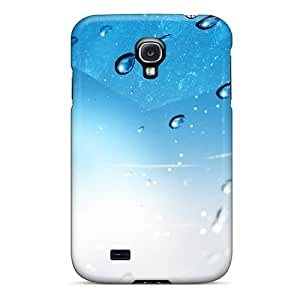 High Impact Dirt/shock Proof Case Cover For Galaxy S4 (water Splash Windshield)