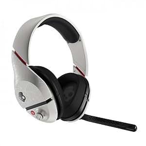 Skullcandy PLYR2 Surround Sound Wireless Gaming Headset, White (SMPLFY-205)