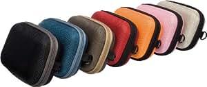 Bilora 360-10 estuche para cámara fotográfica - Funda (Estuche duro, Universal, Cinturón, Mano, Tirante, Rosa, 60 x 25 x 90 mm)
