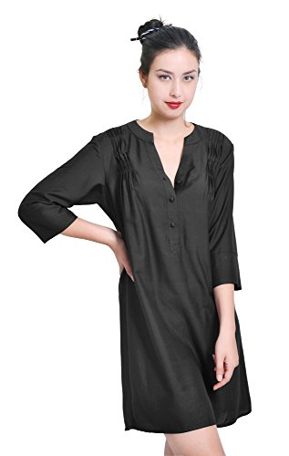 Linen And Silk Tunic - 3