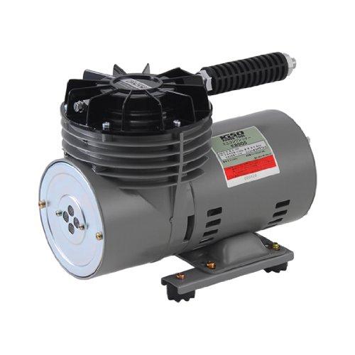 キソパワーツール(KISO POWER TOOL) ダイヤフラムコンプレッサー 最高圧力0.4MPa 空気量45L/分 E8005 B001UNTRDM
