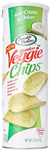 Best garden veggie chips sour cream list