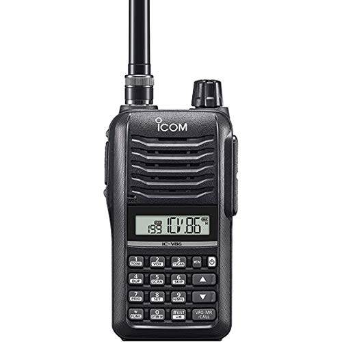 - Icom IC-V86 VHF 2M (144-148 MHz) FM Portable HT Handheld Amateur Radio