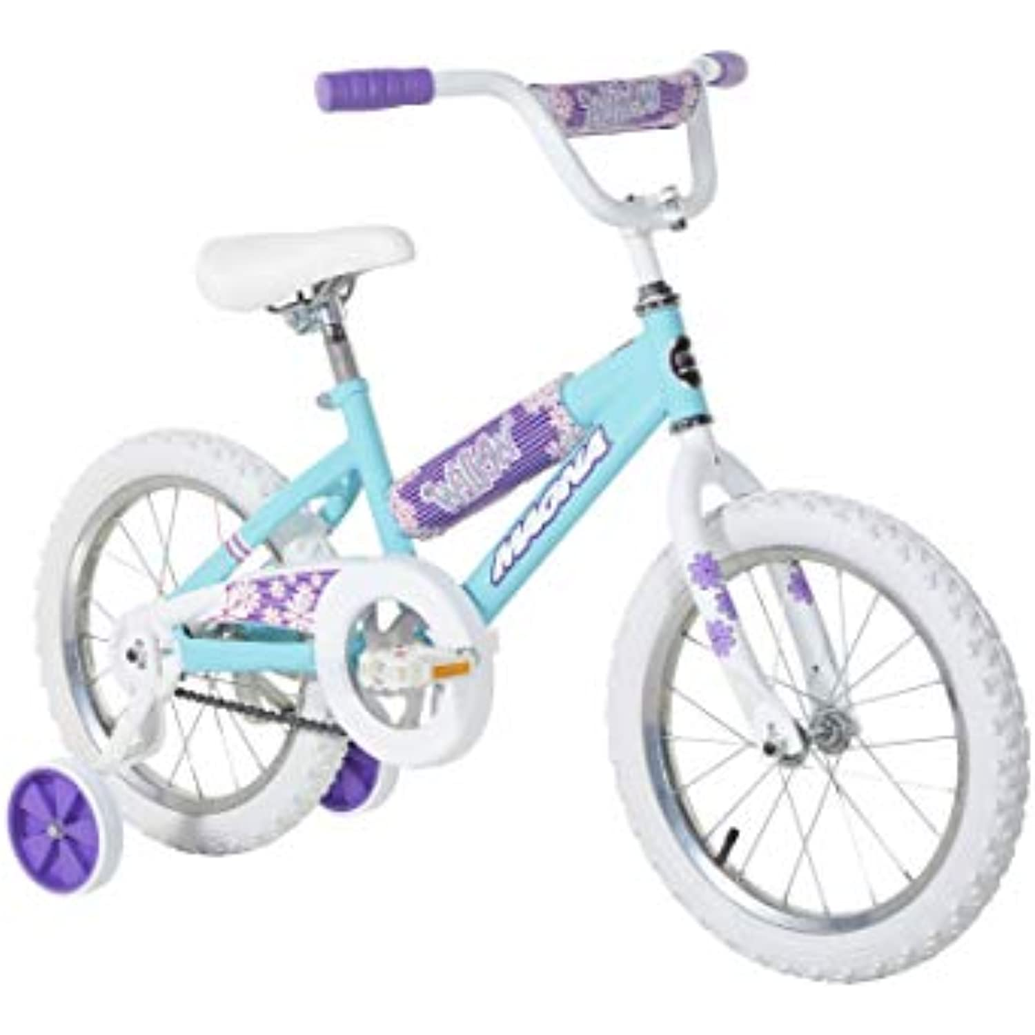 Dynacraft 16 Magna Willow Bike with Removable Training Wheels
