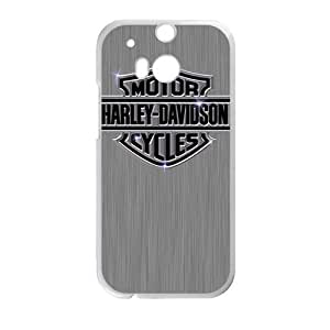 DAZHAHUI Harley Davidson Cell Phone Case for HTC One M8