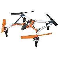 Dromida XL 370 UAV Drone RTF Quadcopter, Orange