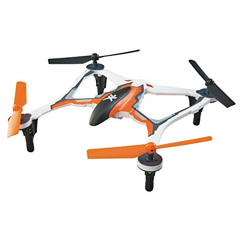 Dromida XL FPV Ready to Fly (RTF) 370mm RC Drone with 1080p HD Camera, Orange
