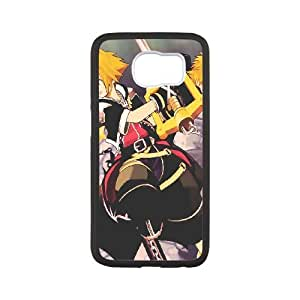 Kingdom Hearts Theme Phone Case Designed With High Quality Image For Samsung Galaxy S6