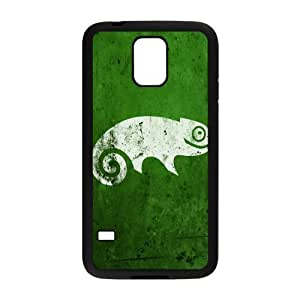 Stylish Chameleon,Lizard Design Plastic Cover for Samsung Galaxy S5