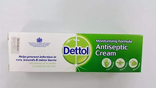 Dettol Antiseptic Cream 30g,moisturising formula,help prevent - Formula Antiseptic
