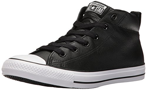 Converse Men s Street Leather Mid Top Sneaker - Buy Online in UAE ... 225cb3ec5