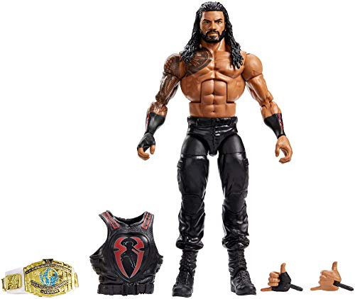 WWE Roman Reigns Elite Collection Action Figure (Best Wwe Figures 2019)